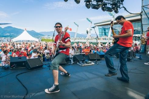 Canada Day - Photo credit: Vitor Munhoz