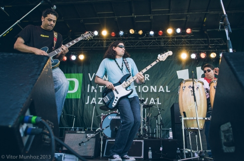 Vancouver Jazz Festival - Photo credit: Vitor Munhoz